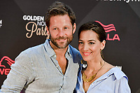 Jamie Bamber (Fearless) et sa femme Kerry Norton<br /> Monaco - 20/06/2017<br /> 57 festival TV Monte Carlo <br /> Foto Norbert Scanella / Panoramic / Insidefoto