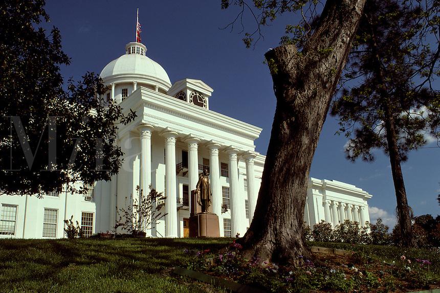 State Capitol, Montgomery, Alabama