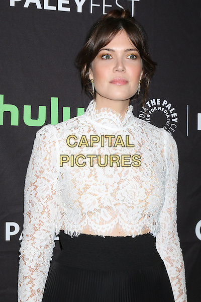 BEVERLY HILLS, CA - SEPTEMBER 13: Mandy Moore at the PaleyFest 2016 Fall TV Preview featuring NBC at the Paley Center For Media in Beverly Hills, California on September 13, 2016. <br /> CAP/MPI/DE<br /> &copy;DE/MPI/Capital Pictures
