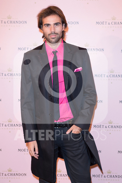 "Angel Caballero attends the ""Moon Night Party"" of Moët & Chandon at Casino in Madrid, Spain. September 17, 2014. (ALTERPHOTOS/Carlos Dafonte)"