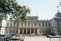 New York: City Hall, 1811. Joseph P. Mangin & John McComb Jr. Photo '85.