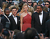"Cannes,24.05.2012: DAVID OYELOWO, NICOLE KIDMAN AND ZAC EFRON.at ""The Paperboy""  premiere, 65th Cannes International Film Festival..Mandatory Credit Photos: ©Traverso-Photofile/NEWSPIX INTERNATIONAL..**ALL FEES PAYABLE TO: ""NEWSPIX INTERNATIONAL""**..PHOTO CREDIT MANDATORY!!: NEWSPIX INTERNATIONAL(Failure to credit will incur a surcharge of 100% of reproduction fees)..IMMEDIATE CONFIRMATION OF USAGE REQUIRED:.Newspix International, 31 Chinnery Hill, Bishop's Stortford, ENGLAND CM23 3PS.Tel:+441279 324672  ; Fax: +441279656877.Mobile:  0777568 1153.e-mail: info@newspixinternational.co.uk"