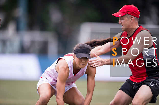 Norton Rose Fulbright vs Tsunami during Swire Touch Tournament on 03 September 2016 in King's Park Sports Ground, Hong Kong, China. Photo by Marcio Machado / Power Sport Images