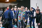 2018 MFF Team Arrivals