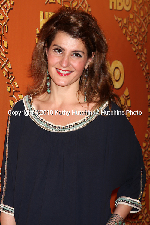 Nia Vardalos.arriving at the 67th Annual Golden Globe Awards Official HBO After Party.Beverly Hilton Hotel.Beverly Hills, CA.January 17, 2010.©2010 Kathy Hutchins / Hutchins Photo....