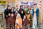 Staff dressed up for Love Literature week at Presentation Secondary School, Tralee, on Wednesday morning last.