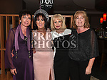 Jacinta Vaughey celebrating her 60th birthday with sisters Una, Noleen and Annette in Brú. Photo:Colin Bell/pressphotos.ie