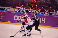 Olympic Sochi Ice Hockey 140214