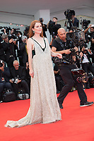 "Julianne Moore at the ""Suburbicon"" premiere, 74th Venice Film Festival in Italy on 2 September 2017.<br /> <br /> Photo: Kristina Afanasyeva/Featureflash/SilverHub<br /> 0208 004 5359<br /> sales@silverhubmedia.com"