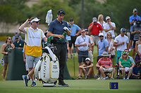 Ross Fisher (ENG) looks over his tee shot on 3 during round 3 of The Players Championship, TPC Sawgrass, at Ponte Vedra, Florida, USA. 5/12/2018.<br /> Picture: Golffile | Ken Murray<br /> <br /> <br /> All photo usage must carry mandatory copyright credit (&copy; Golffile | Ken Murray)