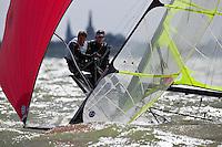 Delta Lloyd Regatta 2011 - 49'er