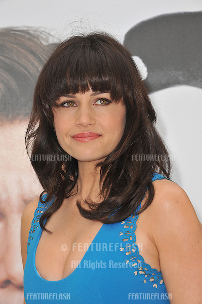 "Carla Gugino at the Los Angeles premiere of her new movie ""Mr. Popper's Penguins"" at Grauman's Chinese Theatre, Hollywood..June 12, 2011  Los Angeles, CA.Picture: Paul Smith / Featureflash"