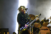 Aug 24, 2012: THE CURE - Reading Festival Day 1