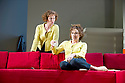 Passion Play by Peter Nichols, directed by David Leveaux. With Samantha Bond as Nell, Zoe Wanamaker as Eleanor. Opens at The Duke of York's Theatre on 7/5/13. CREDIT Geraint Lewis