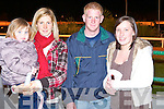 NIGHT AT THE DOGS: Having a great night at the South Kerry GAA Board Night at the Dogs at the Kingdom Greyhound Stadium on Saturday l-r: Jane, Sarah and Eoghan O'Connor, Portmagee and Sine?ad Kelly, Reenard..   Copyright Kerry's Eye 2008