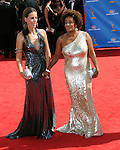 Wanda Sykes  and Alex Sykes ..  at The 62nd Anual Primetime Emmy Awards held at Nokia Theatre L.A. Live in Los Angeles, California on August 29,2010                                                                   Copyright 2010  DVS / RockinExposures