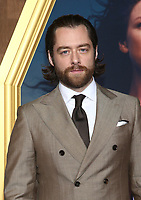 "13 February 2020 - Hollywood, California - Richard Rankin. the Premiere Of Starz's ""Outlander"" Season 5 held at Hollywood Palladium. Photo Credit: FS/AdMedia /MediaPunch"