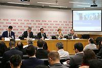 SÃO PAULO, SP, 25.04.2019: POLITICA-SP: Helcio Honda, Vice-Presidente do CONJUR e Diretor Titular do DEJUR FIESP/CIESP, participa de evento sobre os novos rumos do direito da concorrência com a adesão do Brasil ao Comitê de Concorrência da Organização para Cooperação e Desenvolvimento Econômico (OCDE), nesta quinta-feira, 25. ( Foto: Charles Sholl/Brazil Photo Press)