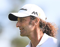 160212 Music man Kenny G during Friday's Second Round at The AT&T National Pro Am at The Monterey Peninsula Country Club in Carmel, California. (photo credit : kenneth e. dennis/kendennisphoto.com)