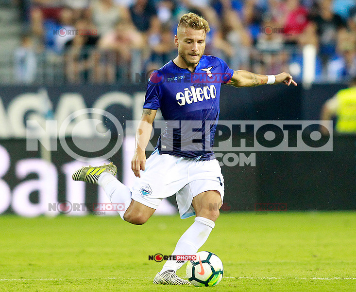 SS Lazio's Sergej Milinkovic-Savic during XXXIII Costa del Sol Trophy. August 5,2017. (ALTERPHOTOS/Acero) /NortePhoto.com