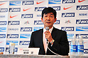 Mitsugi Ogata, APRIL 21, 2011 - Athletics : Press conference during Marathon Men & Women Japan representative before the 13th IAAF World Championships in Athletics at Cerulean Tower Tokyu Hotel,Tokyo, Japan. (Photo by Jun Tsukida/AFLO SPORT)[0003]..