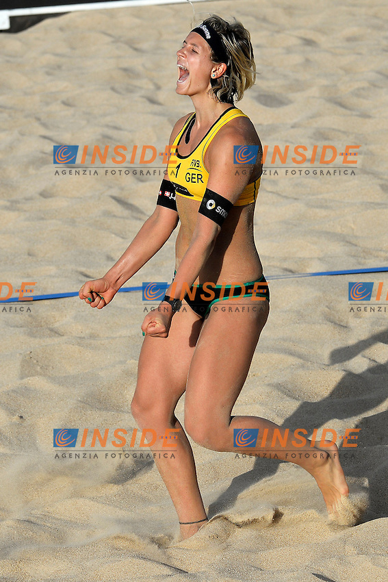 Ludwig Germany <br /> Roma 21/6/2013 Foro Italico <br /> FIVB Beach Volleyball World Tour <br /> Men's smart Grand Slam Rome 2013<br /> Foto Andrea Staccioli Insidefoto