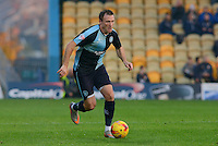 Wycombe Wanderers Garry Thompson during the Sky Bet League 2 match between Mansfield Town and Wycombe Wanderers at the One Call Stadium, Mansfield, England on 31 October 2015. Photo by Garry Griffiths.