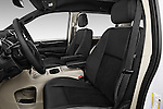 Front seat view of 2018 Dodge Grand-Caravan SXT 5 Door Minivan Front Seat  car photos
