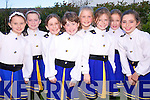 Ballydonoghue under nine set dancers who took part in Feil Lois Tuathail at the Seancahi Centre on Sunday were Mave Trench, Aoife O'Donnell, Saoirse 'Carroll, Aisling Maddan, Emily McCarthy, Saoirse Kennedy, Edel Quinn and Rene Cook....   Copyright Kerry's Eye 2008