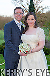 Aoife De Burca, Cork, and Brian O'Sullivan, Cork were married at a Civil ceremony in Ballyseedy Castle Hotel on Sunday 29th December 2014 with a reception after in the Hotel