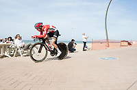 Remy Mertz (BEL/Lotto-Soudal)<br /> <br /> 3 Days of De Panne 2017<br /> afternoon stage 3b: ITT De Panne-De Panne (14,2km)