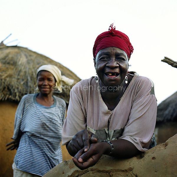 women accused of withcraft in Africa.