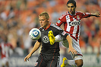 MLS - DC United vs. Chivas<br /> <br /> Copyright Alan P. Santos
