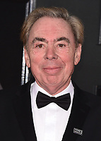 NEW YORK - JANUARY 28:  Andrew Lloyd Webber at the 60th Annual Grammy Awards at Madison Square Garden on January 28, 2018 in New York City. (Photo by Scott Kirkland/PictureGroup)