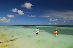 GOING FLY FISHING IN LOS ROQUES