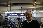 Cristiano De Rosa shows us around the De Rosa factory, Cusano Milanino, Italy. 12th October 2018.<br /> Picture: Eoin Clarke | Cyclefile<br /> <br /> <br /> All photos usage must carry mandatory copyright credit (© Cyclefile | Eoin Clarke)