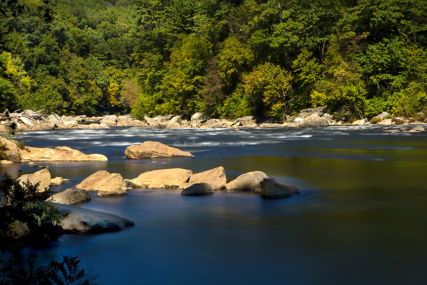 Waterfalls, Rivers and Streams - Youghigheny River, Ohiopyle