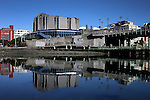 Michael Fowler Centre. Wellington scenes. Photo: Marc Weakley