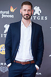 Jaume Ulled attends to 'Blood Red Carpet' at Sitges Film Festival in Barcelona, Spain October 11, 2017. (ALTERPHOTOS/Borja B.Hojas)