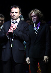 Director Matthew Marchus & Glen Ballard.during the Broadway Opening Night Performance Curtain Call for  'GHOST' a the Lunt-Fontanne Theater on 4/23/2012 in New York City.