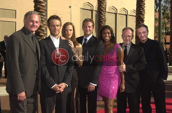 Cast of ALIAS