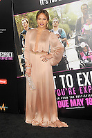 Jennifer Lopez at the What To Expect When You're Expecting premiere at Grauman's Chinese Theatre in Hollywood, California. May 14, 2012. © mpi35/MediaPunch Inc.