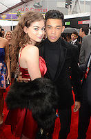 LOS ANGELES, CA - NOVEMBER 20: Roshon Fegan at Westwood One on the carpet at the 2016 American Music Awards at the Microsoft Theater in Los Angeles, California on November 20, 2016. Credit: David Edwards/MediaPunch