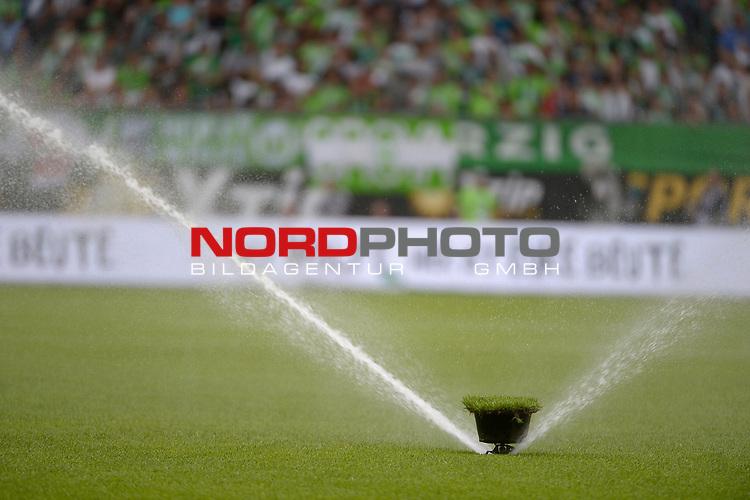 19.08.2017, Volkswagen Arena, Wolfsburg, GER, 1. Bundesliga, VfL Wolfsburg - Borussia Dortmund, im Bild<br /> <br /> Foto &copy; nordphoto / Dominique Leppin