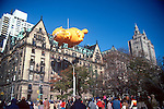 Hot Air Balloon, Macys Thanksgiving Parade, New York, New York