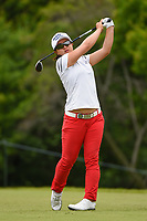 Sei Young Kim (KOR) watches her tee shot on 10 during round 4 of the KPMG Women's PGA Championship, Hazeltine National, Chaska, Minnesota, USA. 6/23/2019.<br /> Picture: Golffile | Ken Murray<br /> <br /> <br /> All photo usage must carry mandatory copyright credit (© Golffile | Ken Murray)