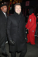 NEW YORK, NY DECEMBER 31: Ryan Seacrest at New Year's Eve 2013 in Times Square in New York City. December 31, 2012. New York City. Credit: RW/MediaPunch Inc.