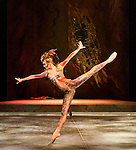 "English National Ballet. ""Lest We Forget"" programme. ""Firebird"". Choreography by George Williamson."