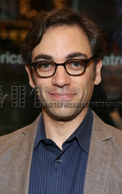 "Teddy Bergman Attends the Broadway Opening Night of ""All My Sons"" at The American Airlines Theatre on April 22, 2019  in New York City."