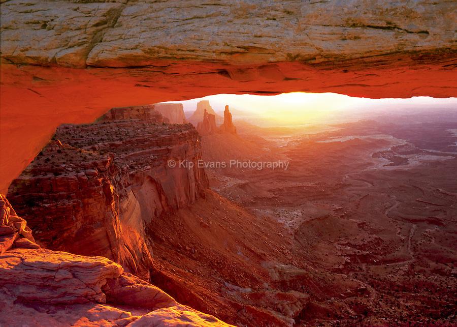 Canyonlands Sunset